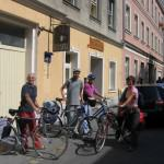 Bike Tours biycle friendly, Bike rentals directly in our Hostel in Vienna