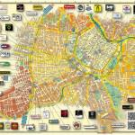 Free City Map of Vienna with all booking in our Hostel in Vienna