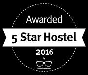 5 star Hostel 2016 hostelgeeks