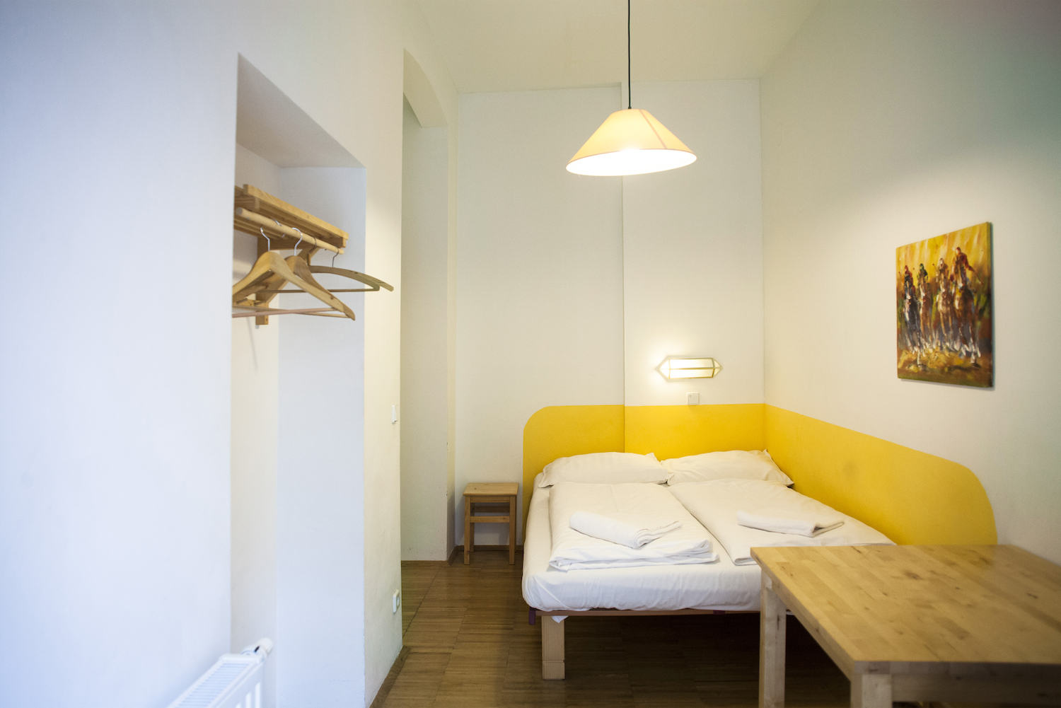 Rooms: Vienna Hostel Ruthensteiner